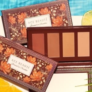 🌿 Ace Beaute • Bronzed in Paradise